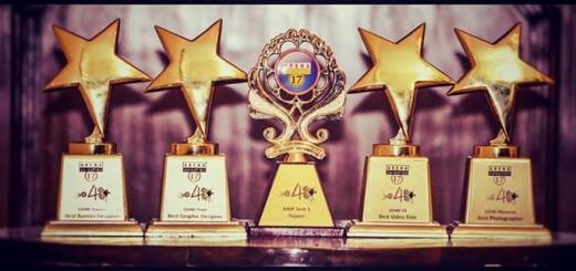 Raship Trikha GO48! Awards