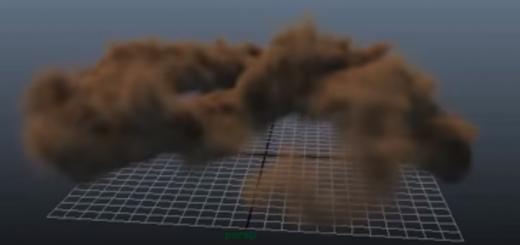 maya dynamics fluids particles