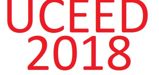 UCEED 2018 Marks List Rank List