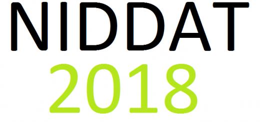 NID DAT 2018